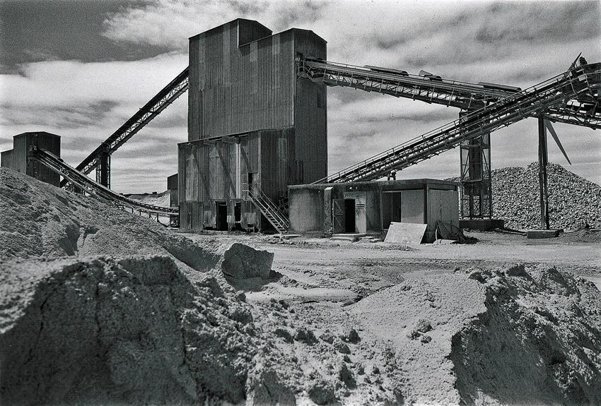 Cornish Mine Images - The Modern Mines