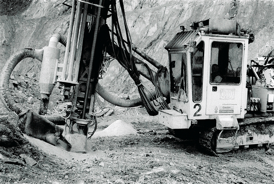 Littlejohns China Clay Pit 2