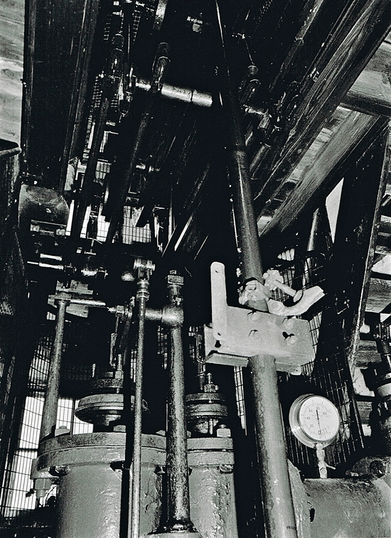 Levant Mine Beam Engine