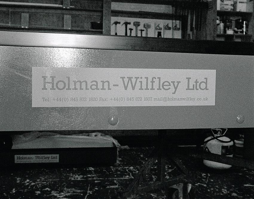 Holman Wilfrey