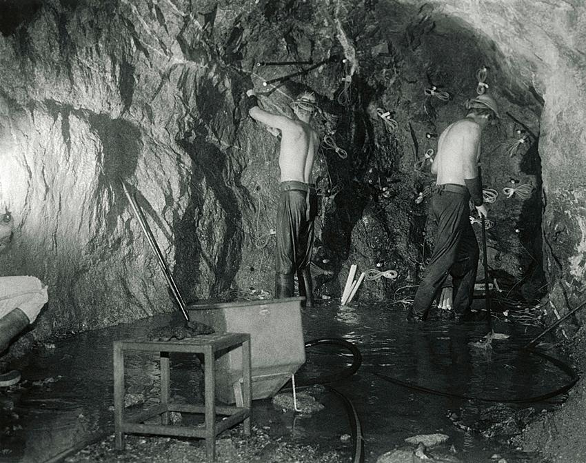 South Crofty Mine Undergroun 13.