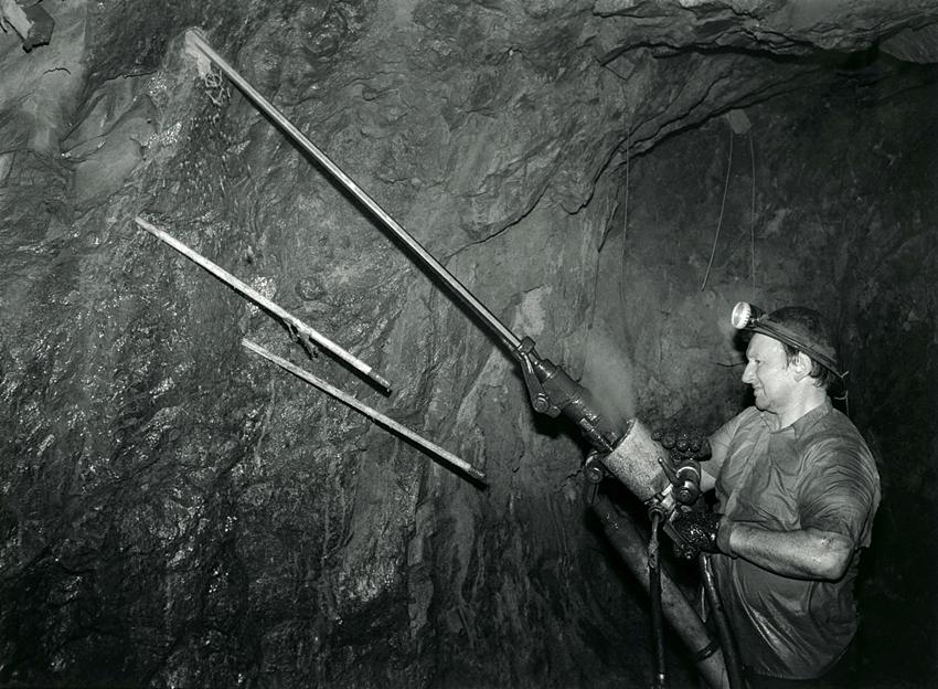 South Crofty Mine Underground 17