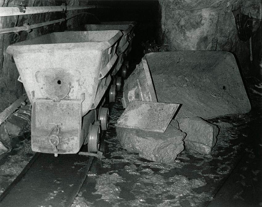 South Crofty Mine Underground: 2
