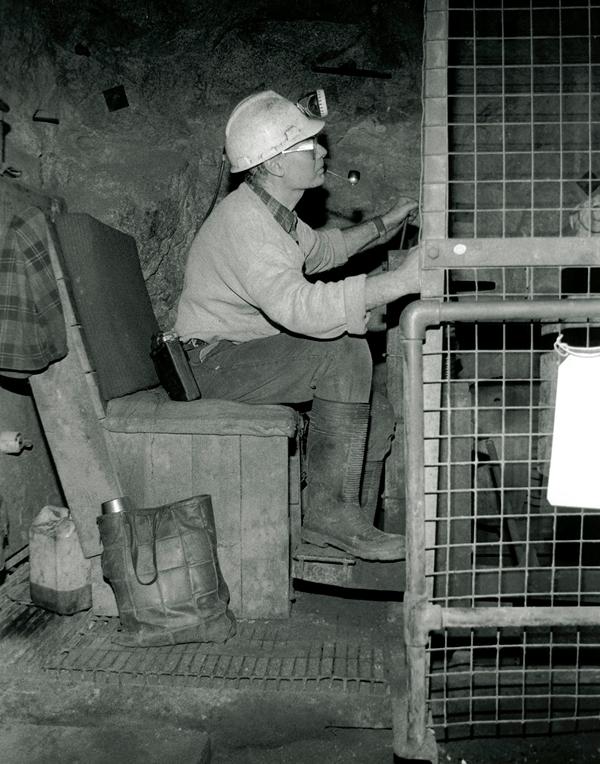 South Crofty Mine Underground 20