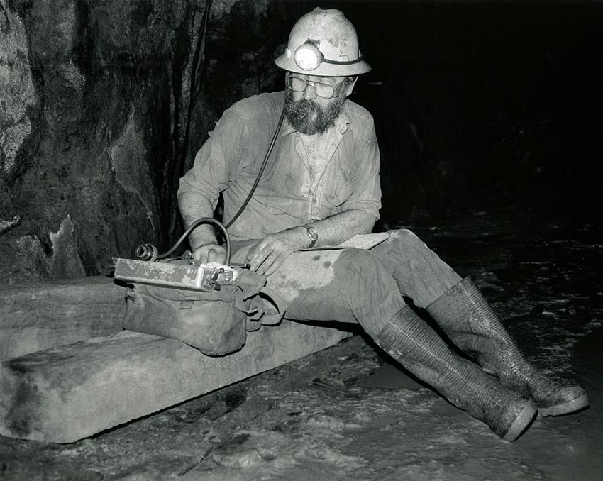 South Crofty Mine Underground: 3