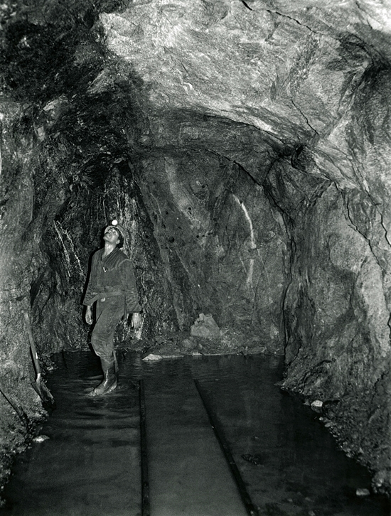 South Crofty Mine Underground 4