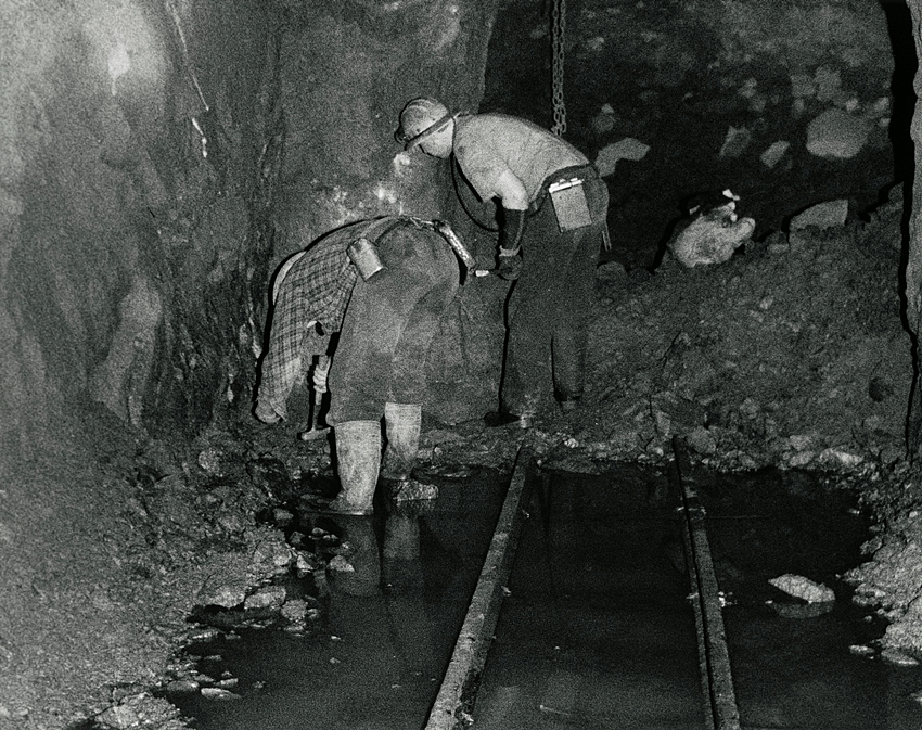 South Crofty Mine Underground 5