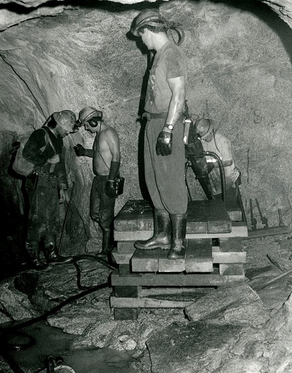 South Crofty Mine Underground 6