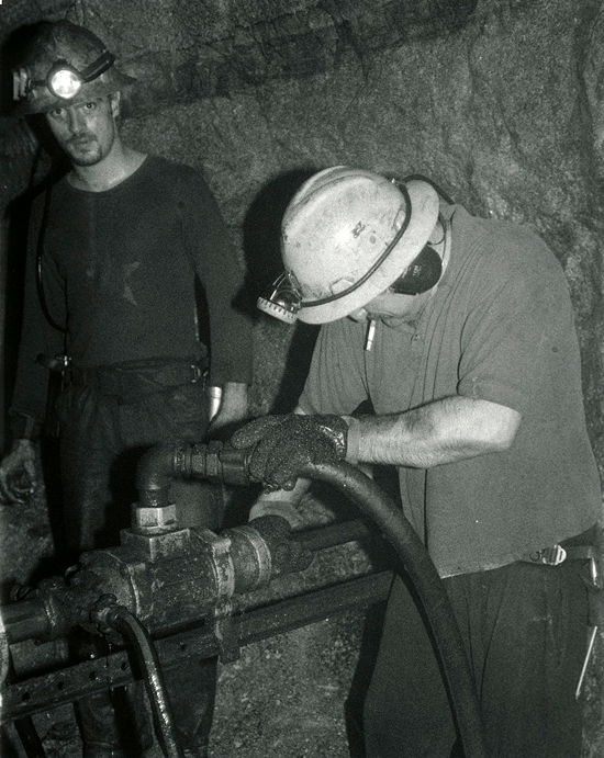 South Crofty Mine Underground 7