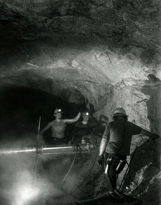 Cornish Mine Images