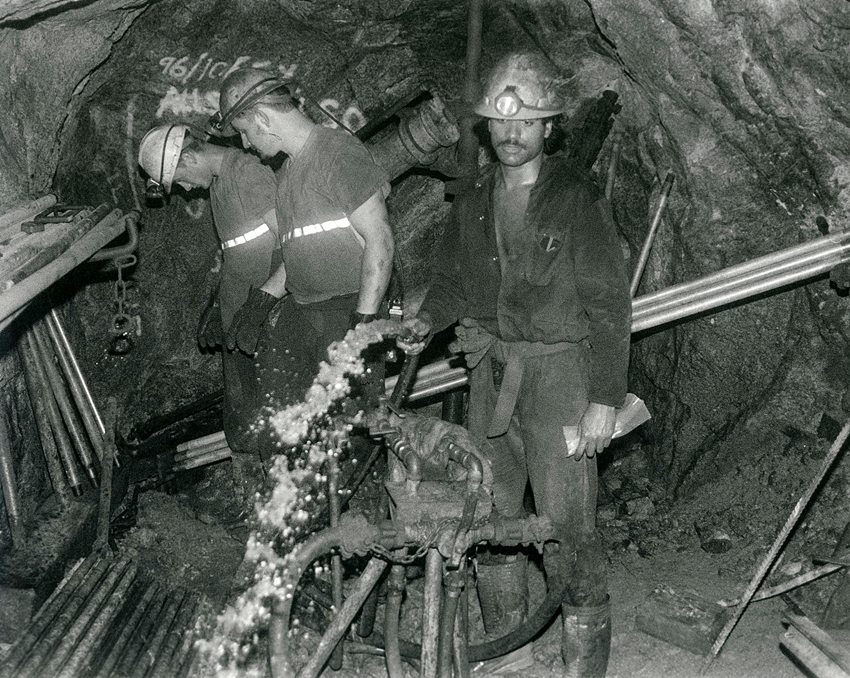 South Crofty Mine Underground 8