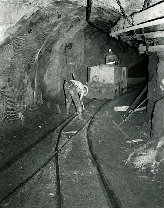 South Crofty Mine Underground 16