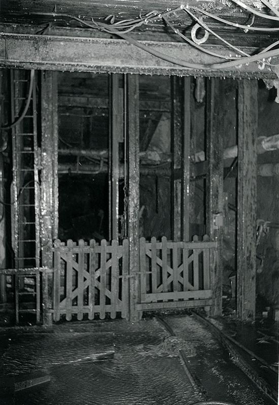 South Crofty Mine Underground: 1