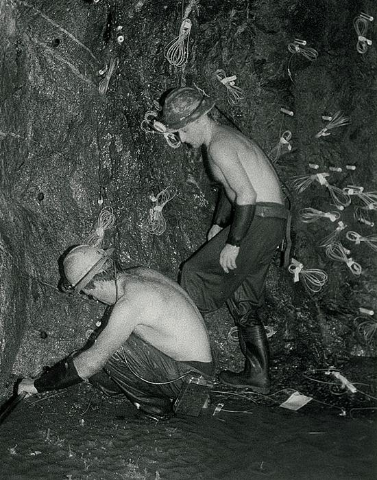 South Crofty Mine Underground 13