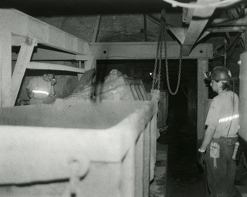 South Crofty Mine Underground 15