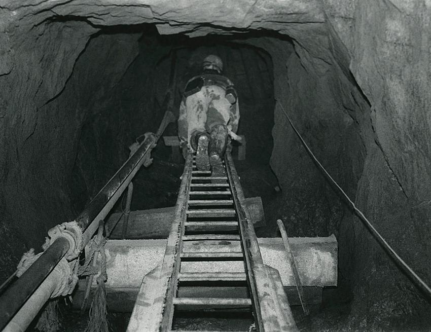 South Crofty Mine Underground 18