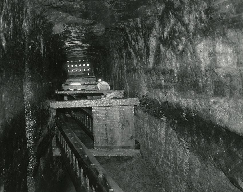 South Crofty Mine Underground 18.6