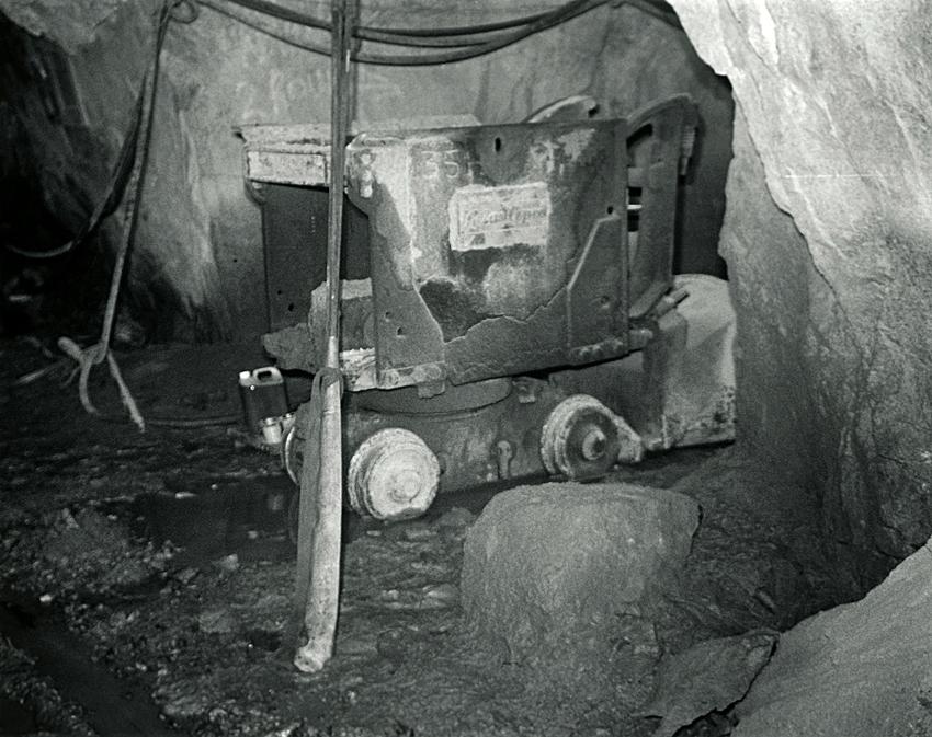 Cornish Mining