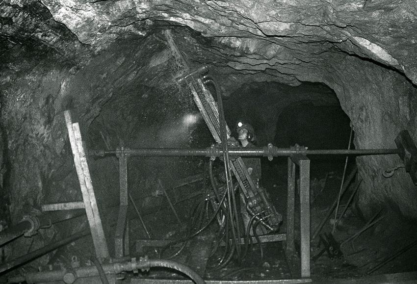 South Crofty Mine Underground 9