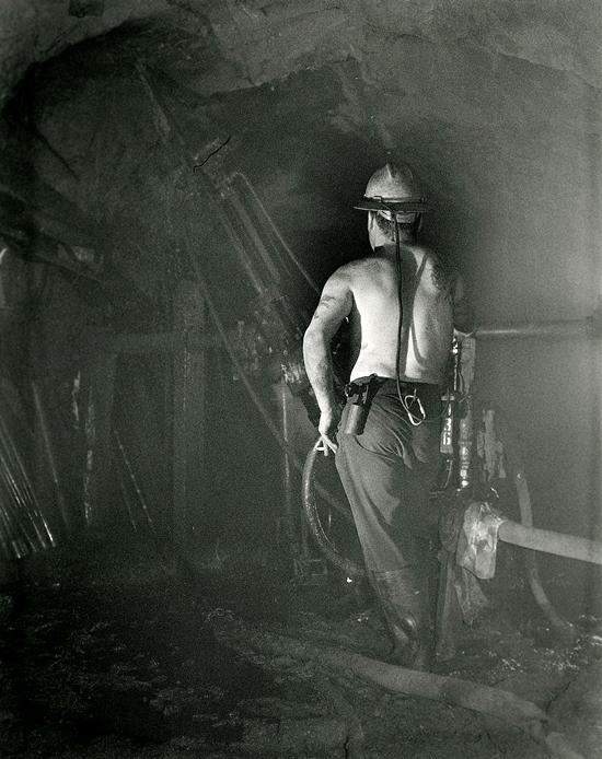 South Crofty Mine Underground 10.10