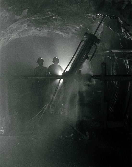 South Crofty Mine Underground 10.6