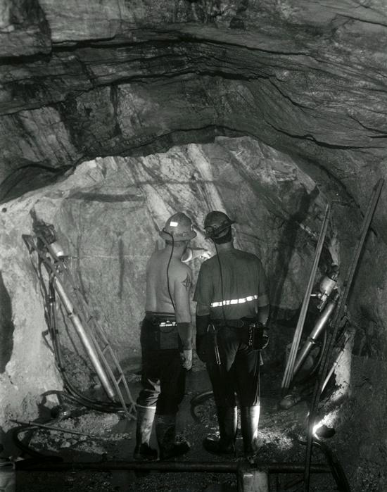 South Crofty Mine Underground 11