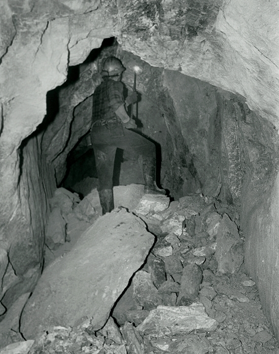 South Crofty Mine Underground 19