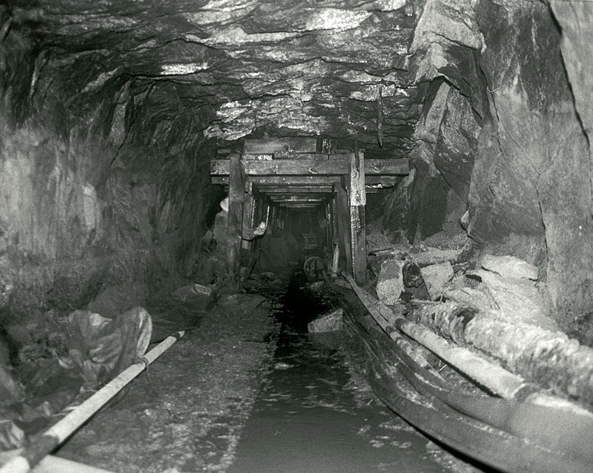 South Crofty Mine Old Workings 2.1