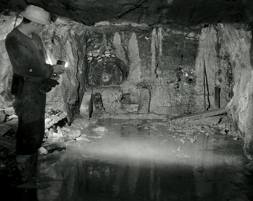 South Crofty Mine Old Workings 2